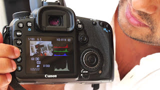 CANON 7D CAMERA REVIEW - FEATURES & SETTINGS