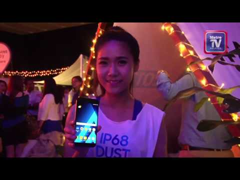Pelancaran Samsung Galaxy A Series 2017
