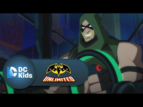 Trailer do filme Batman Unlimited Mech vs Mutants