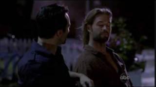 LOST 5x08 LaFleur clip 2 - Sawyer and Richard talk