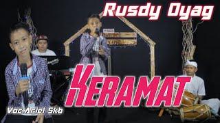 Gambar cover Spesial Ramadhan Rusdy Oyag feat Ariel Skb - Keramat