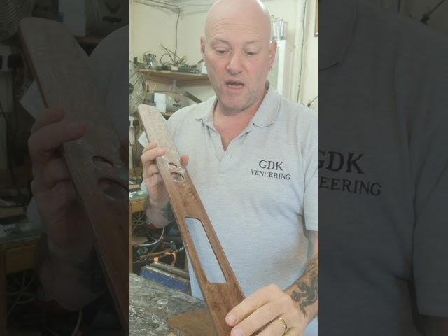 ford Mexico wood trim restoration