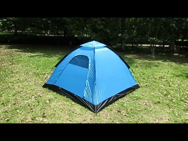 Hi Country Easy-Up Dome Tent By Aussie Disposals & Hi Country Easy-Up Dome Tent By Aussie Disposals - Sporter One ...
