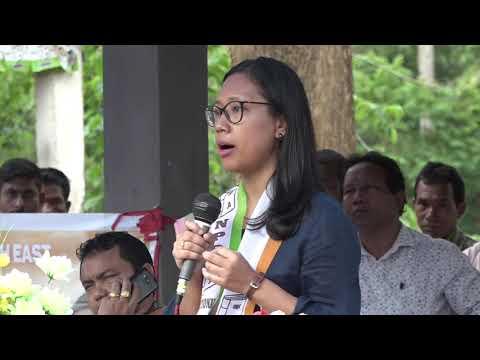 Agatha Sangma | Vote For NPP