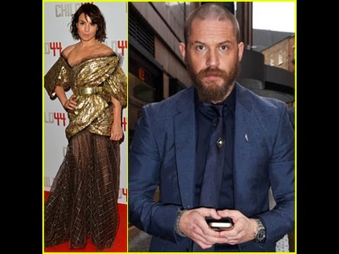 Tom Hardy & Noomi Rapace Premiere 'Child 44' in London