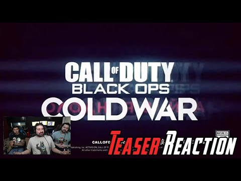 Call of Duty Cold War: Teaser Angry Reaction!