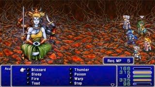 SGB Play: Final Fantasy IV - Part 15