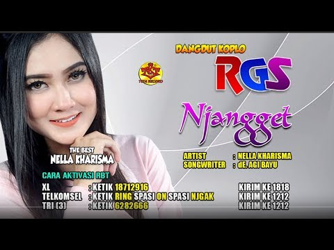 Free Download Nella Kharisma-njangget-dangdut Koplo-rgs Mp3 dan Mp4