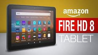 Amazon Fire HD 8 Tablet|Watch Before You Buy
