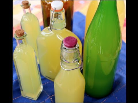 how-to-make-homemade-limoncello--authentic-limoncello-recipe