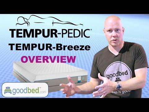tempur-pedic-breeze-mattresses-(2019-2020)-explained-by-goodbed.com