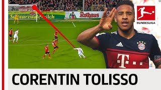 Corentin Tolisso - All Goals & Assists 2017/18