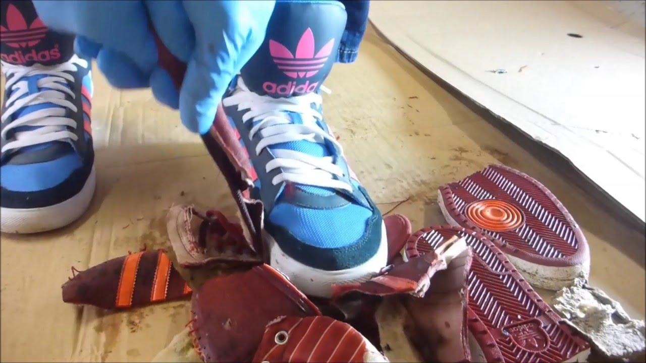 Adidas extaball top ten da shoeexperiments su youtube