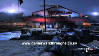 Homefront walkthrough - Fire Sale [1/2]
