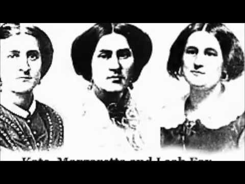 Mysterys explained episode 1 The Fox Sisters and the birth of Spiritualism
