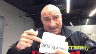Propiedades de la Beta Alanina - Xisco Serra