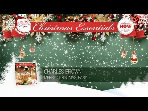 charles brown merry christmas baby christmas essentials