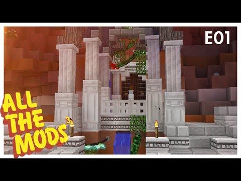 All the Mods 3 download server list - Minecraft11 com