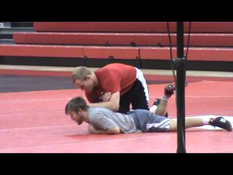Nebraska Wrestling Coaches Clinic 2013 14 017