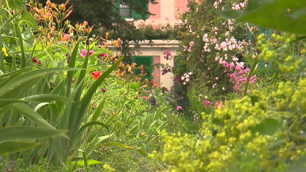 Le jardin de claude monet giverny youtube - Livre le jardin de monet ...