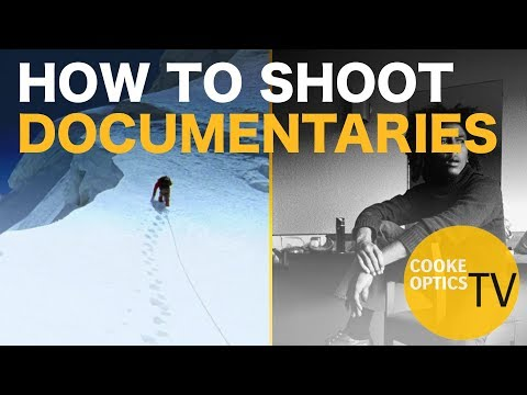 How to Shoot Documentaries || Mike Eley ||  Masterclass