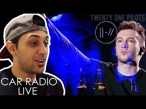 Twenty One Pilots - Car Radio  at  iHeartRadio Alter Ego 2019  REACTION