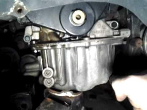 Timing belt on a PT Cruiser  YouTube