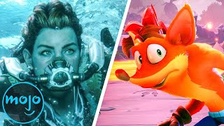 Top 10 Gameplay Video Game Trailers of 2020 (So Far)