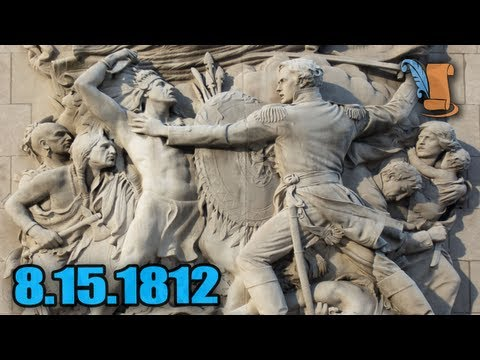 War Of 1812: Fort Dearborn Massacre