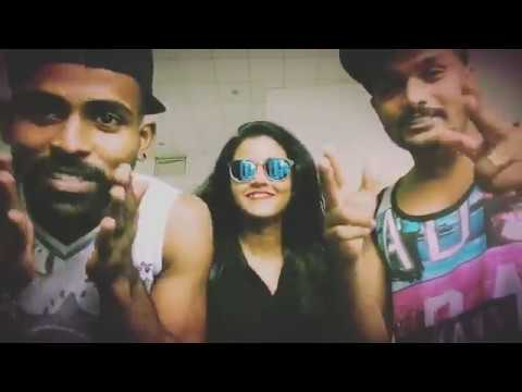 Rap Seen එk with Dinakshi || 44kalliya ||WEEDI MAYAM