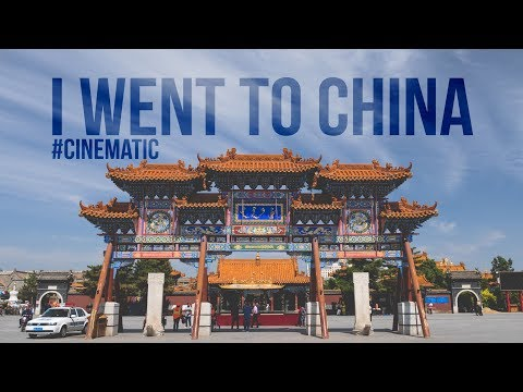 I went to China and made this cinematic video - In Inner Mongolia