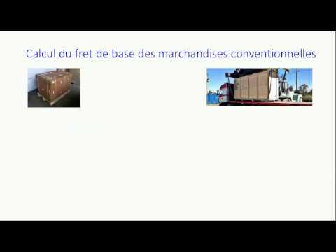 Tarification en transport maritime