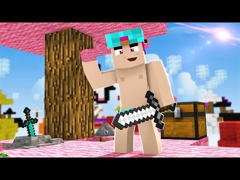 SKYWARS COM LÃ!?!?! - Minecraft
