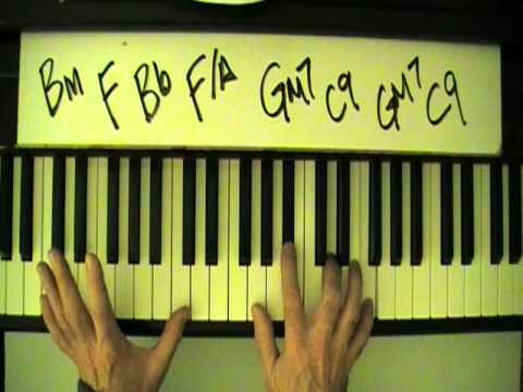 Great Gig In The Sky Piano Tutorial Part 2 Pink Floyd Youtube