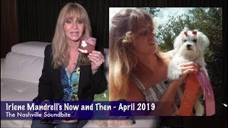 IRLENE MANDRELL AND HER LIFE OF PETS