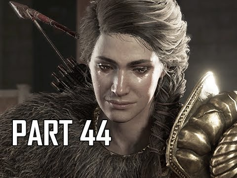 Download ASSASSIN'S CREED ODYSSEY Walkthrough Part 44 - Lost Friend (Let's Play Commentary)