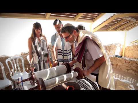 Masada Bat Mitzvah in Israel
