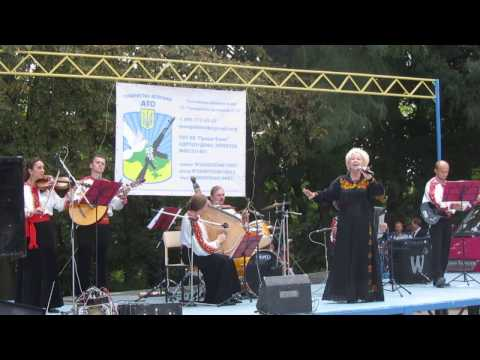 Celebration of Ukraine's Independence Day in Poltava
