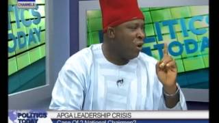 Peter Obi Is Sponsoring APGA's Rebellion - Victor Umeh
