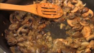 Italian Cooking: Italian Food Recipes: Polenta Recipe: Polenta With Venison Meatballs