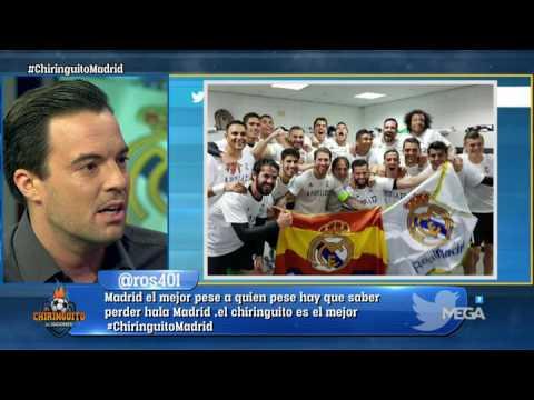 """Nacho Peña: """"Zidane ha sido la luz de este equipo"""""""