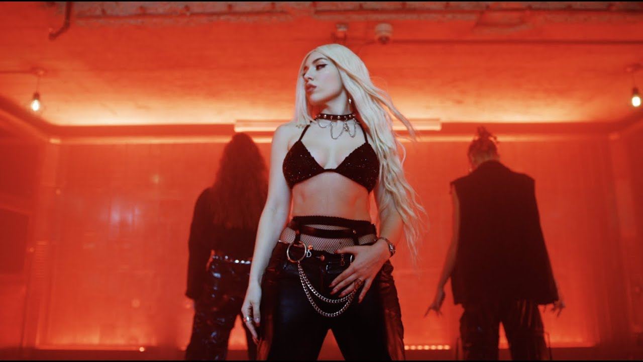 Ava Max - My Head & My Heart [Official Music Video] - YouTube