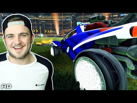 THE BEST GAMES I'VE PLAYED IN A LONG TIME... | Rocket League