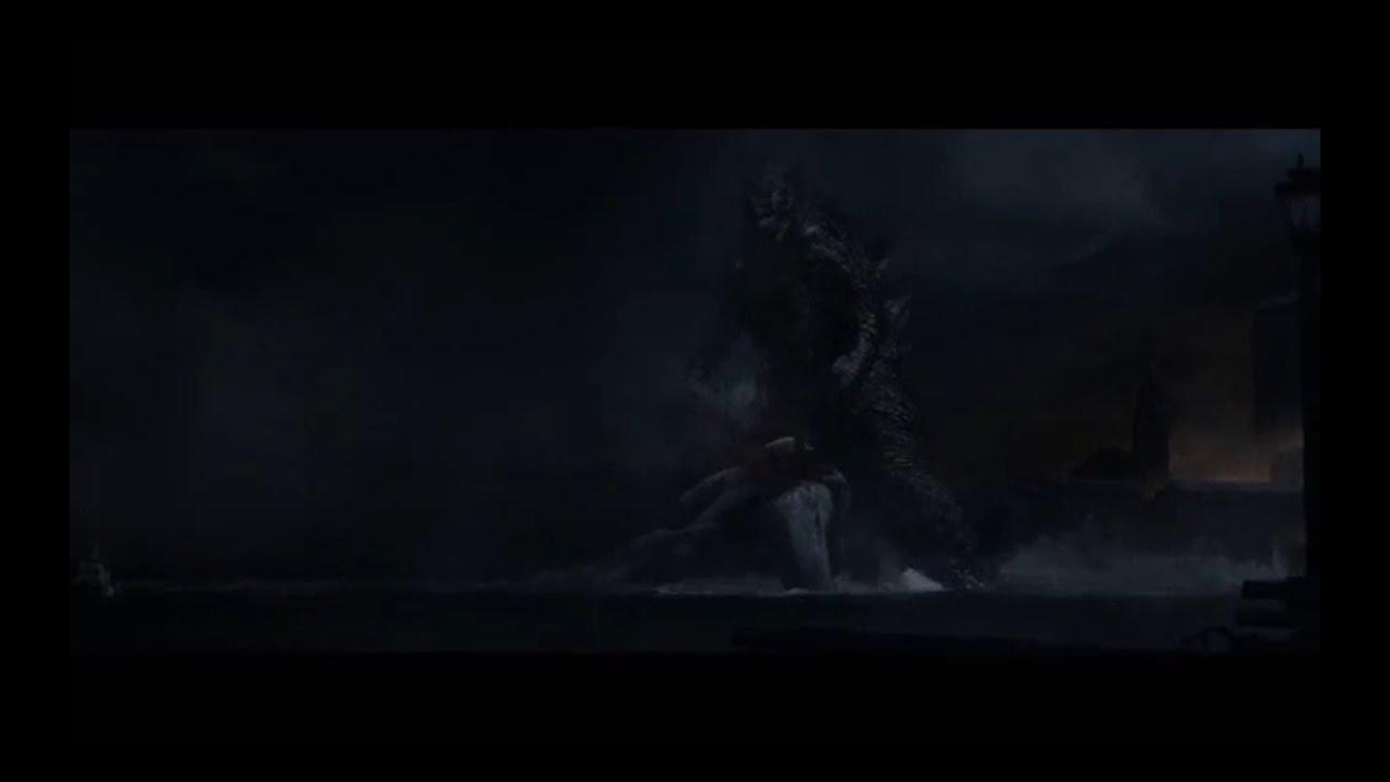 Godzilla 2014 Wallpaper Roar