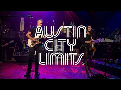 """Jason Isbell & the 400 Unit on Austin City Limits """"Hope the High Road"""""""