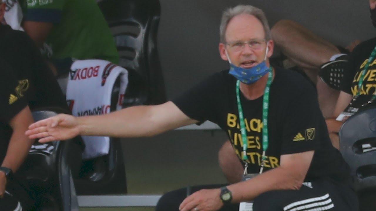 Press Conference: Brian Schmetzer post-match vs LAFC