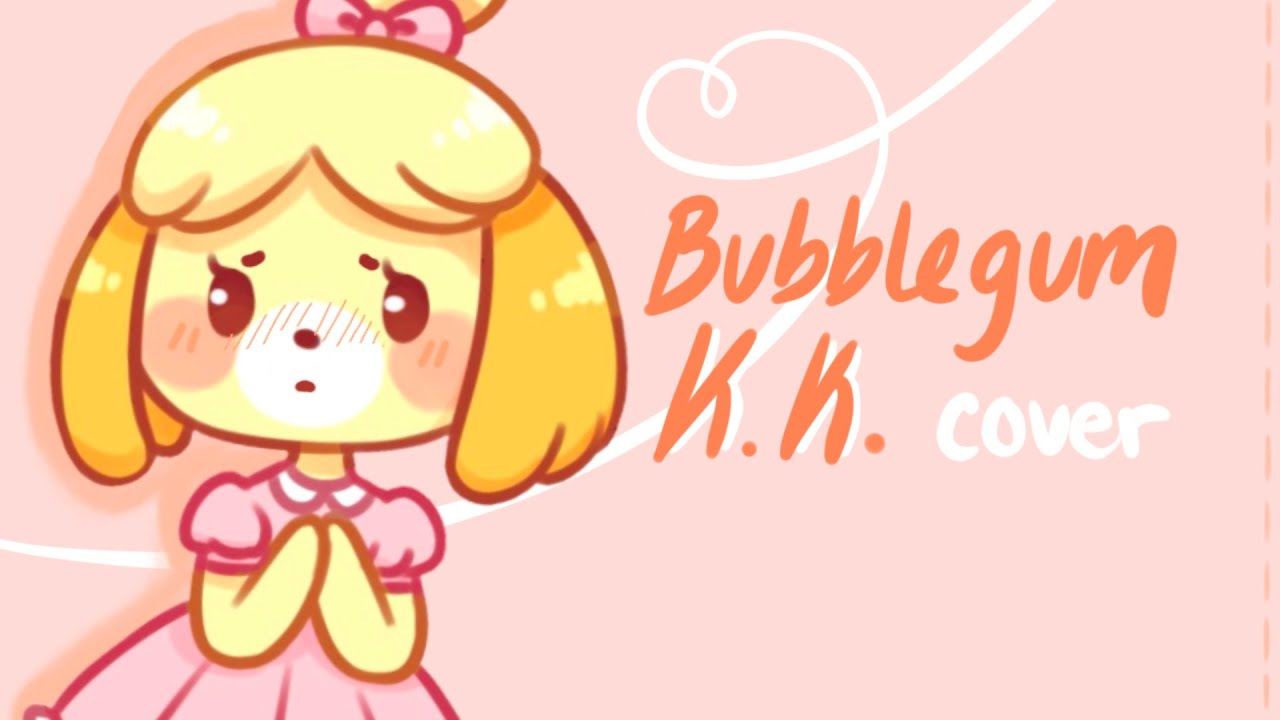 Animal Crossing - Bubblegum K.K. (Cover) | Remix by Qumu