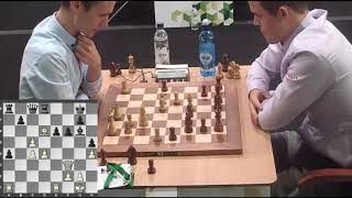 Its normal for Magnus Carlsen Sacrificing Queen and Making life Hell for his strong opponent