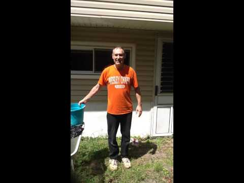 ALS Ice Bucket Challenge by Jack Durschlag on Sunday, Aug. 24, 2014