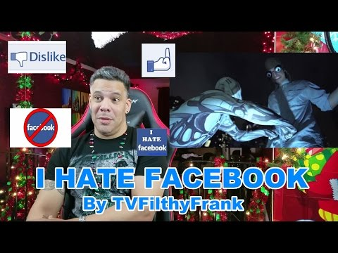 I HATE FACEBOOK REACTION!!!
